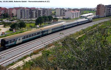 InterCity Notte Reggio Calabria – Milano, la proposta