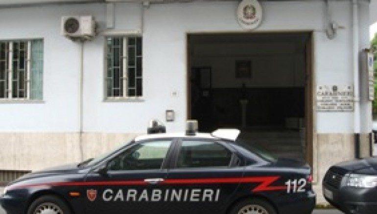 Defilippis al comando della Compagnia Carabinieri di Melito