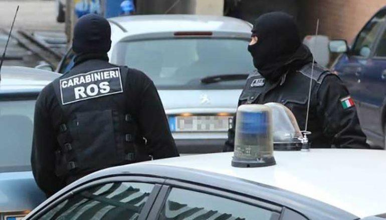'Ndrangheta in Veneto, arresti e perquisizioni