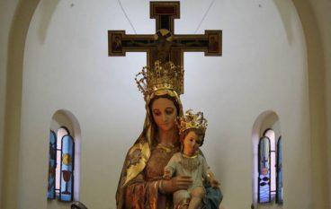 Chiesa Santa Maria delle Grazie di Lazzaro: la riapertura al culto
