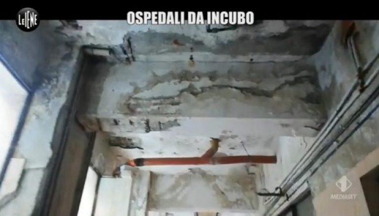 """Ospedali da incubo in Calabria, il blitz de """"Le Iene"""""""