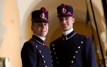 Concorsi per l'ammissione ai Licei annessi a Scuole Militari