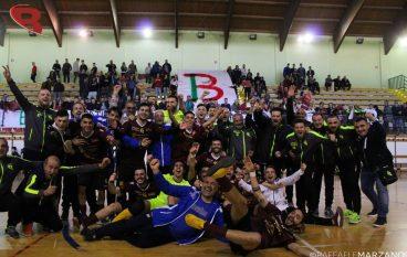 Il Bovalino calcio a 5 arriva in serie B