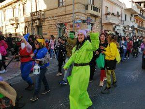 Carnevale 2019 a Brancaleone