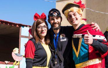 Carnevale a Brancaleone, un successo