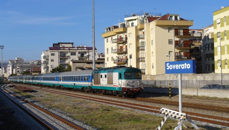 Frecciargento Sibari – Roma Termini: bocciato