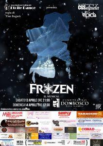 Frozen - Il Musical a Bova Marina