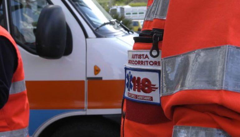 Incidente su Viale Parco di Cosenza: travolti due pedoni