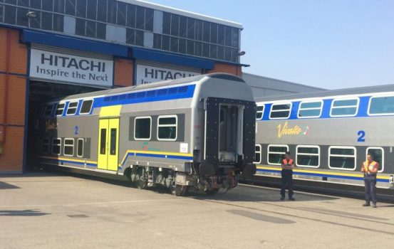 Hitachi Rail Italy, previste nuove assunzioni