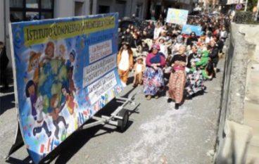 Carnevale multietnico a Saline Joniche, un successo