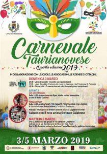 carnevale taurianovese 2019