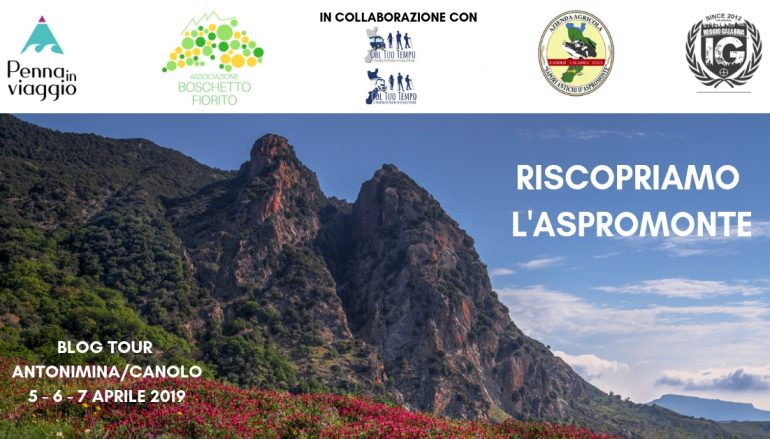 Primo blog tour alla riscoperta del Parco Aspromonte
