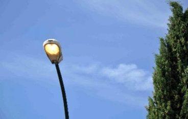 Efficientamento illuminazione a Roccaforte, consegna dei lavori