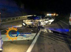 SS 106, Incidente a San Lorenzo Marina: tre feriti