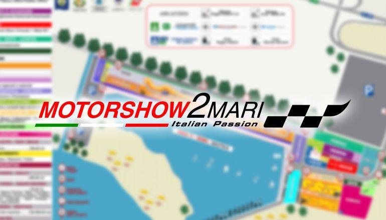 Motorshow 2Mari a Saline, iniziati i lavori di riqualificazione