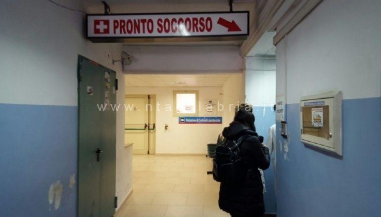 Sicurezza Ospedale Melito, sopralluogo dei Sindaci Meduri e Iaria