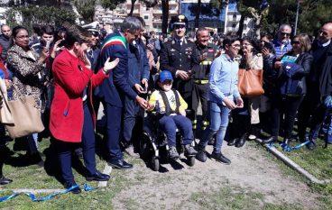 La Villa Comunale di Melito tra Inclusione e Giustizia