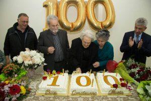 cento anni di Maria Carmela Spataro