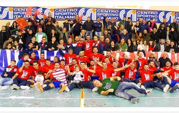 ASD Gallinese c5 in serie C