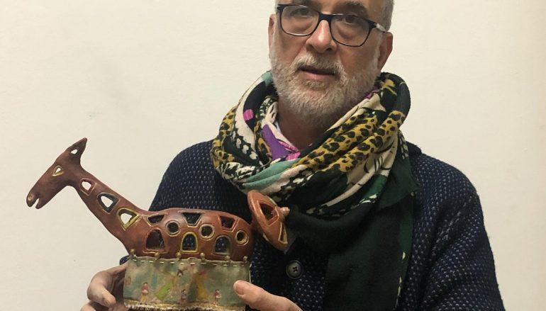 Alberto Polistena l'impiegato comunale artista