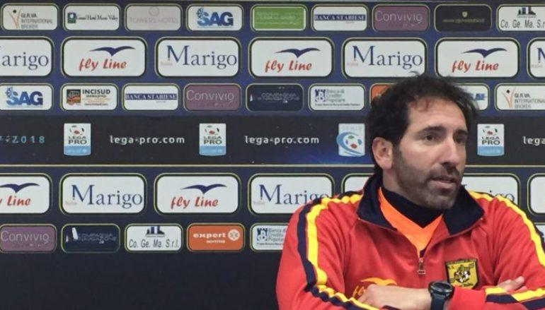 Fabio Caserta porta la Juve Stabia in serie B