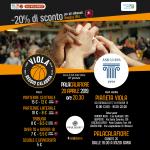 Mood Project Reggio Calabria, promozione per abbonati della Reggina