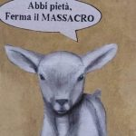 Pasqua veg, azione collettiva di Street art a Lamezia