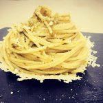 Pasta alla Gricia in versione calabrese