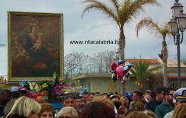 Processione della Madonna di Porto Salvo, il video