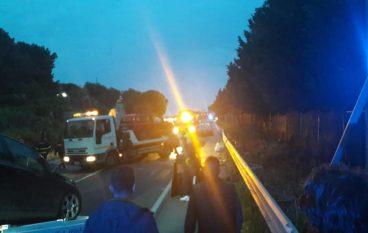 Incidente Melito, due auto coinvolte