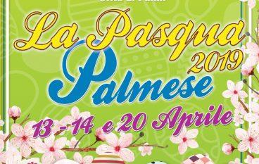 Pasqua palmese 2019, le iniziative