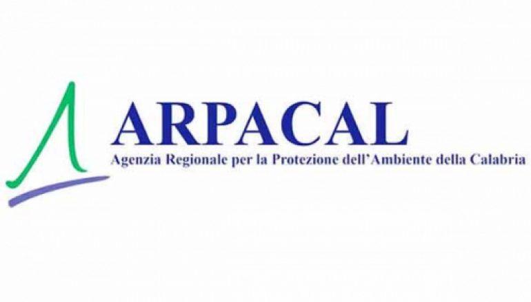 Balneazione Brancaleone, interviene l'Arpacal