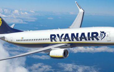 Ryanair consiglia Scilla, il tweet