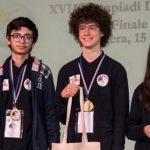 Olimpiadi dell'Astronomia, ancora successi per Vittoria Altomonte