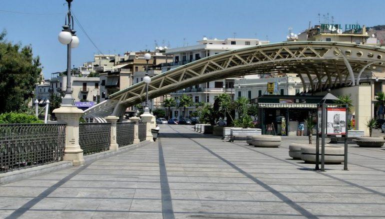Ruota Panoramica a Reggio Calabria, iniziano i lavori