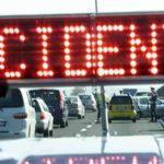 Incidente Siderno, tre auto coinvolte