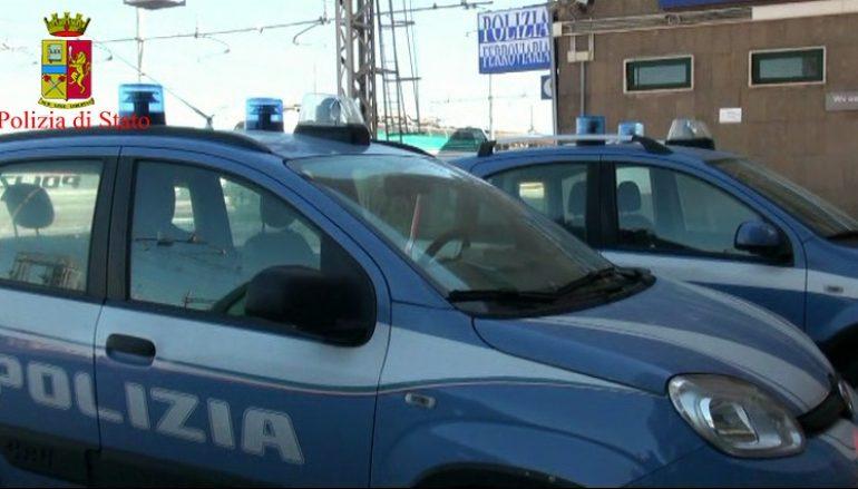 L'impegno della Polizia ferroviaria in Calabria