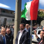 "Salvini a Platì. ""Serve lavoro"""