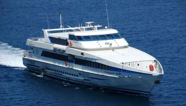 Trasporti Stretto di Messina, la novità