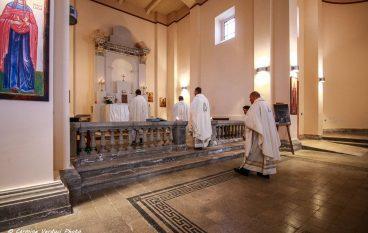 Pellegrinaggio alla Madonna del Riposo di Brancaleone Vetus