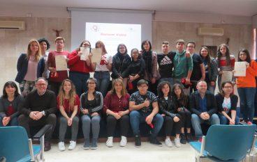 I vincitori del concorso VolontariArte