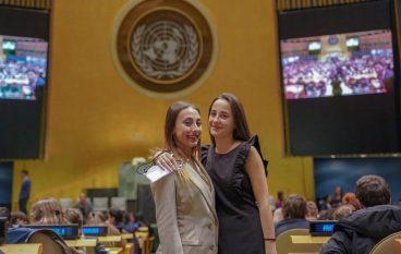 """""""Ambasciatore del futuro"""", una reggina al progetto internazionale"""