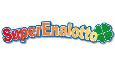 100 mila euro di vincita al SuperEnalotto a Reggio Calabria