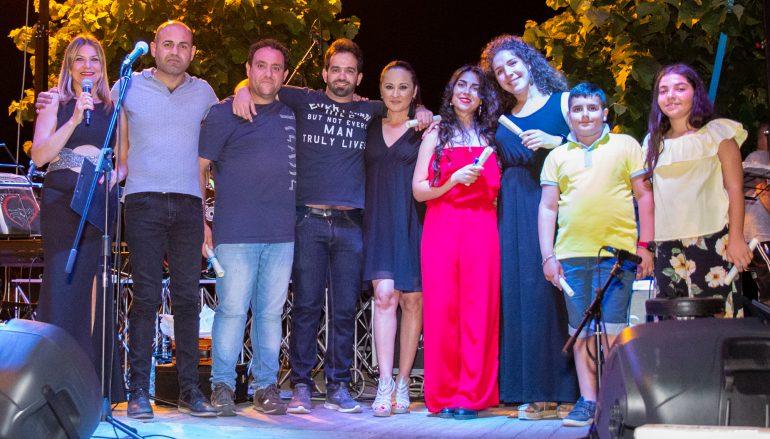 Festa della Musica a Condofuri, un successo