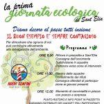 Prima giornata ecologica a Sant'Elia