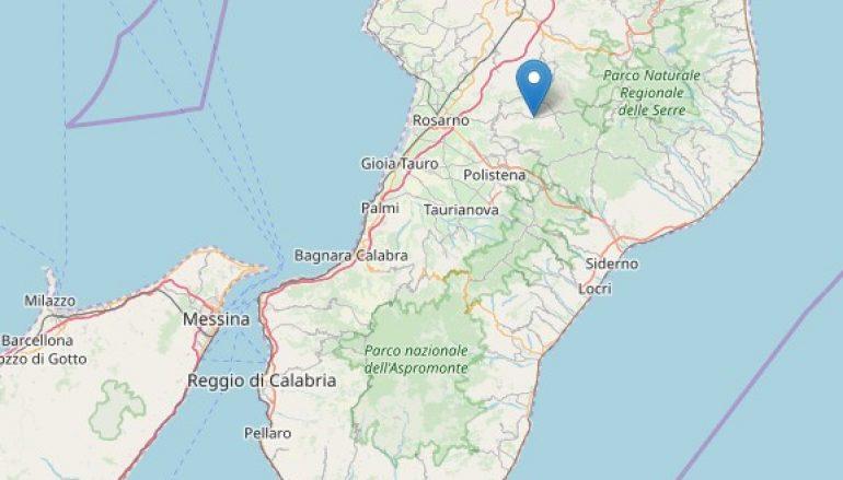 Terremoto nel Reggino, ancora scosse tra Reggio e Vibo