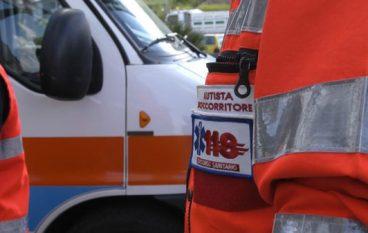 Incidente a Pentimele, scontro auto-moto: un ferito grave