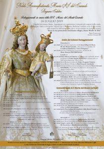 Festività mariane a Bagnara Calabra