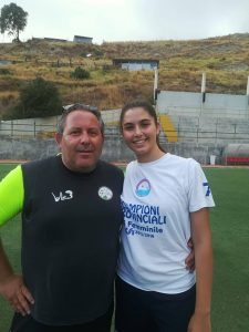 Mister Cormaci e Maria Bertone