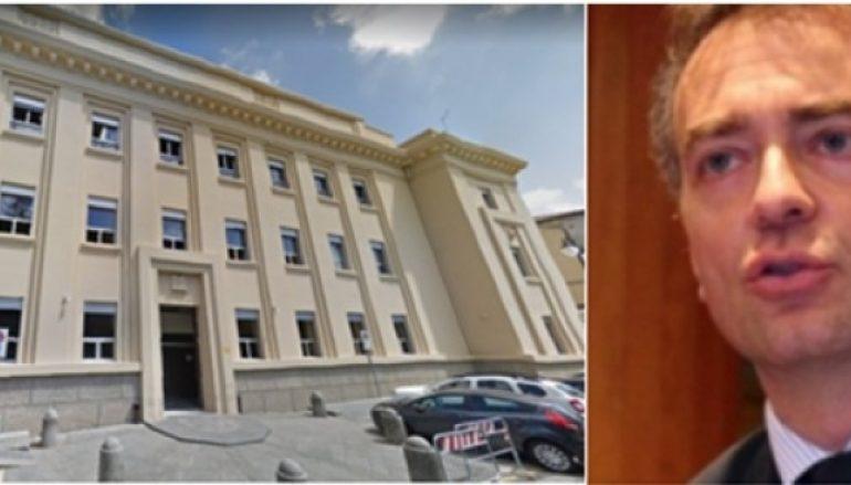 Antonio Di Matteo Presidente del Tribunale di Vibo Valentia